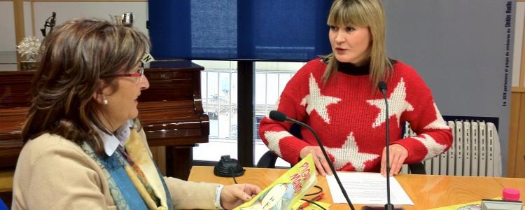27 de enero de 2012 – Entrevista en Cadena SER Jaén con Lola Herrero