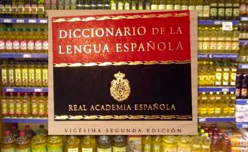 Los AceiteS de Oliva en el diccionario de la lengua española de la Real Academia Española