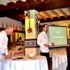 Presentación en el Restaurante Ruta del Veleta