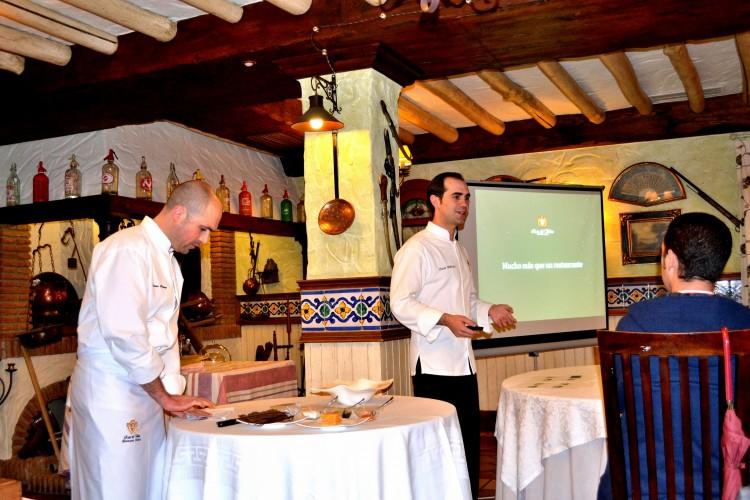 Exposición historia del Restaurante Ruta del Veleta