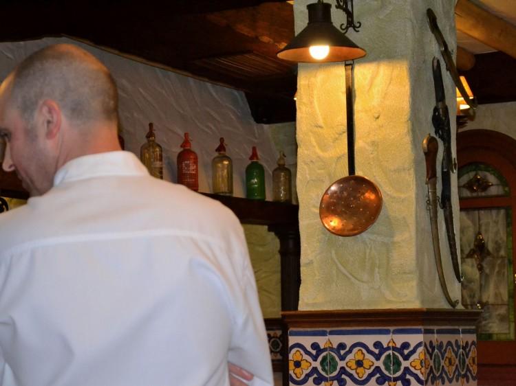Restaurante Ruta del Veleta. Granada