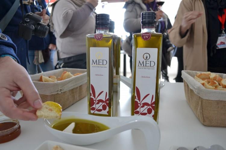 aceite de oliva virgen extra de la variedad picual de O-MED