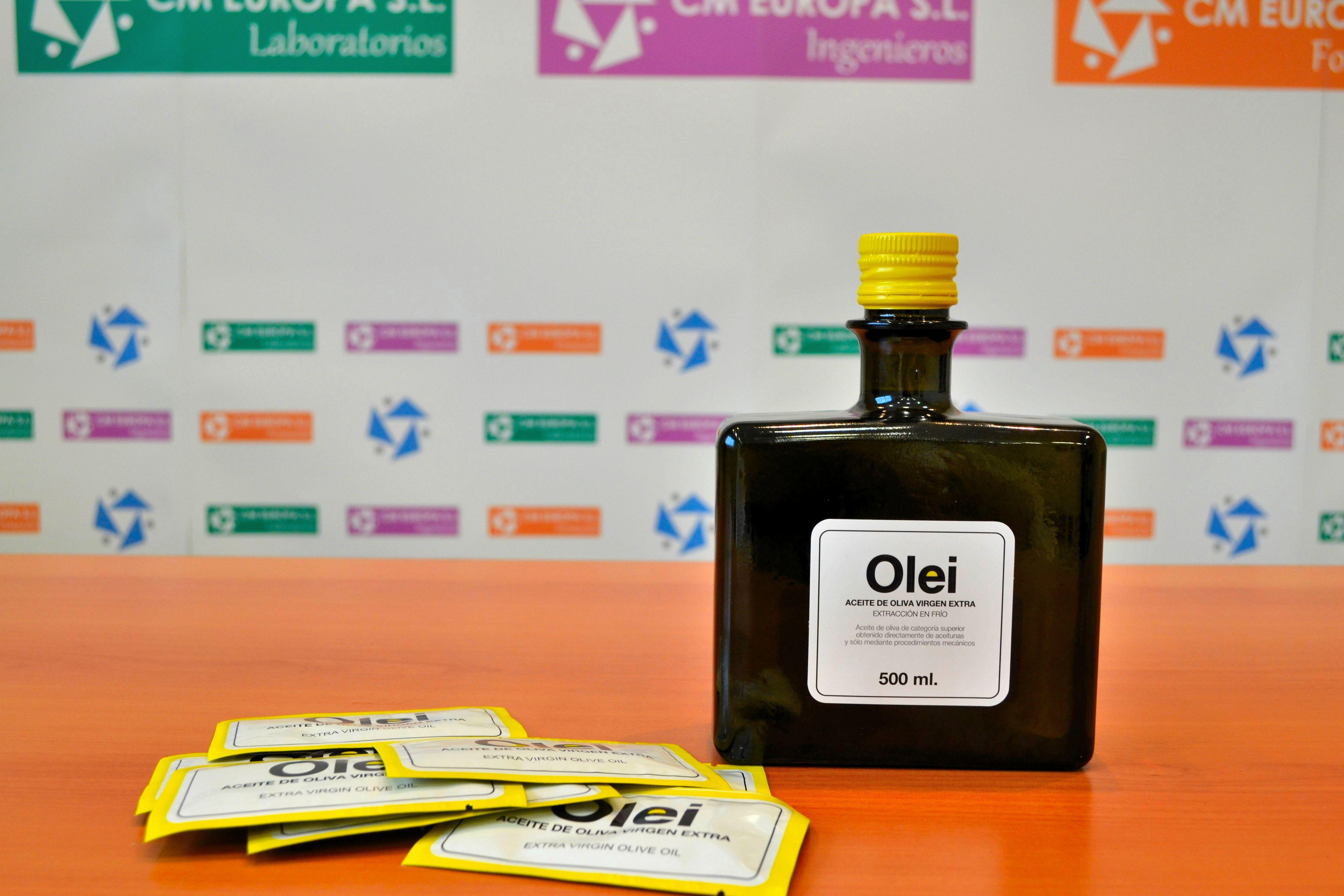 Aceite de Oliva Virgen Extra presente en #Twittsandaove 2013 de la variedad Brava Gallega