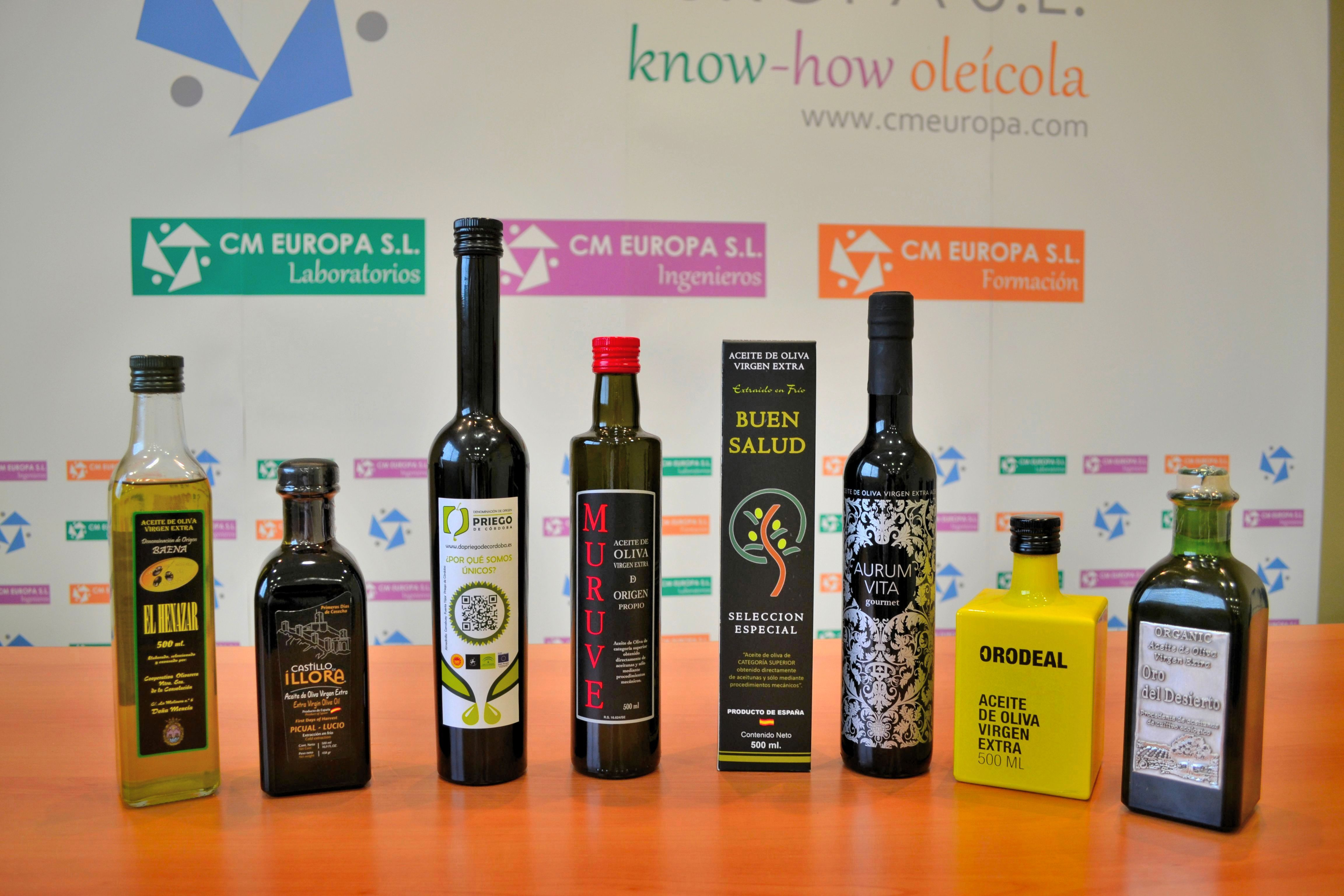 Aceites de Oliva Vírgenes Extra presente en #Twittsandaove 2013  CoupageDSC_1506