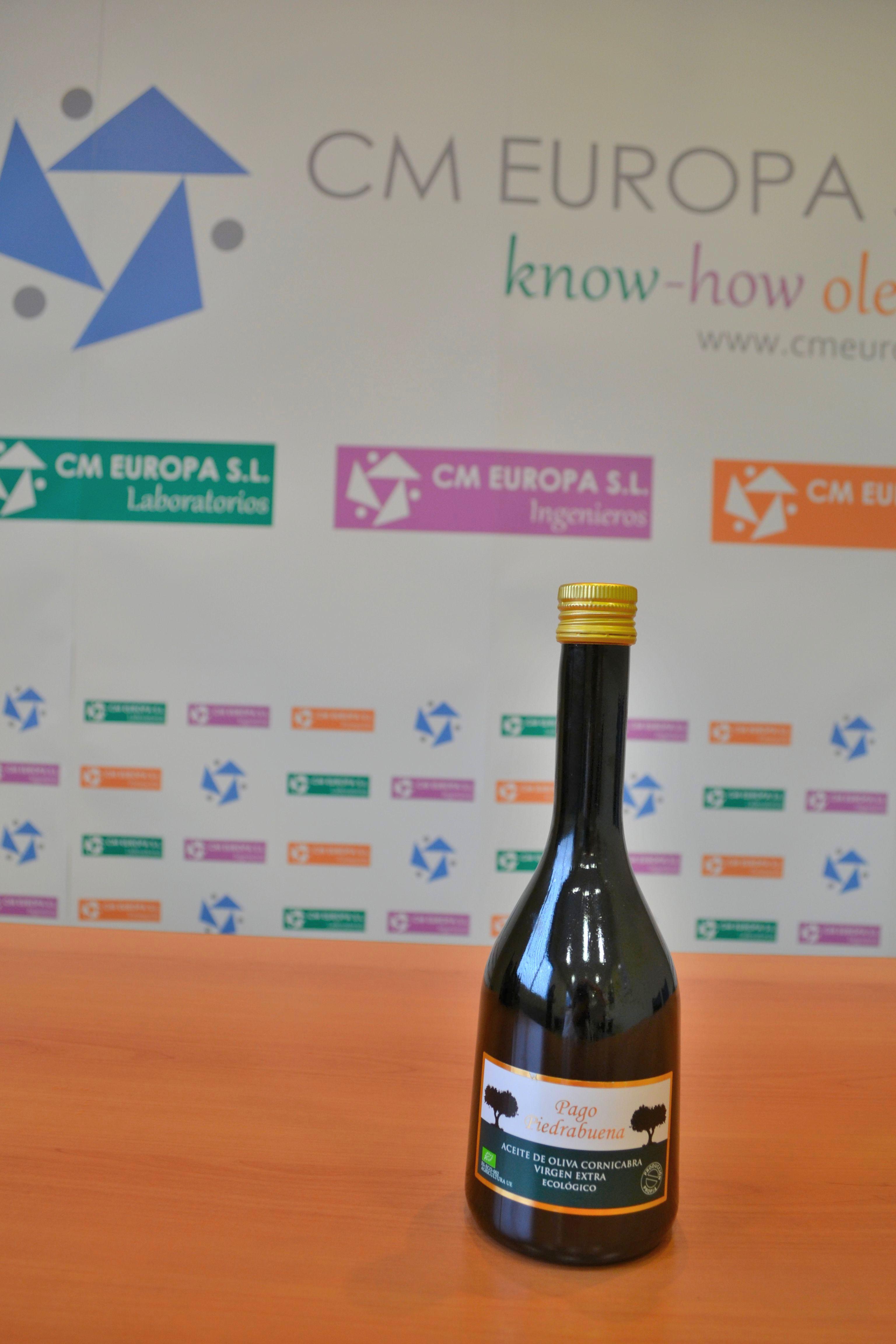 Aceite de Oliva Virgen Extra presente en #Twittsandaove 2013 de la variedad Cornicabra