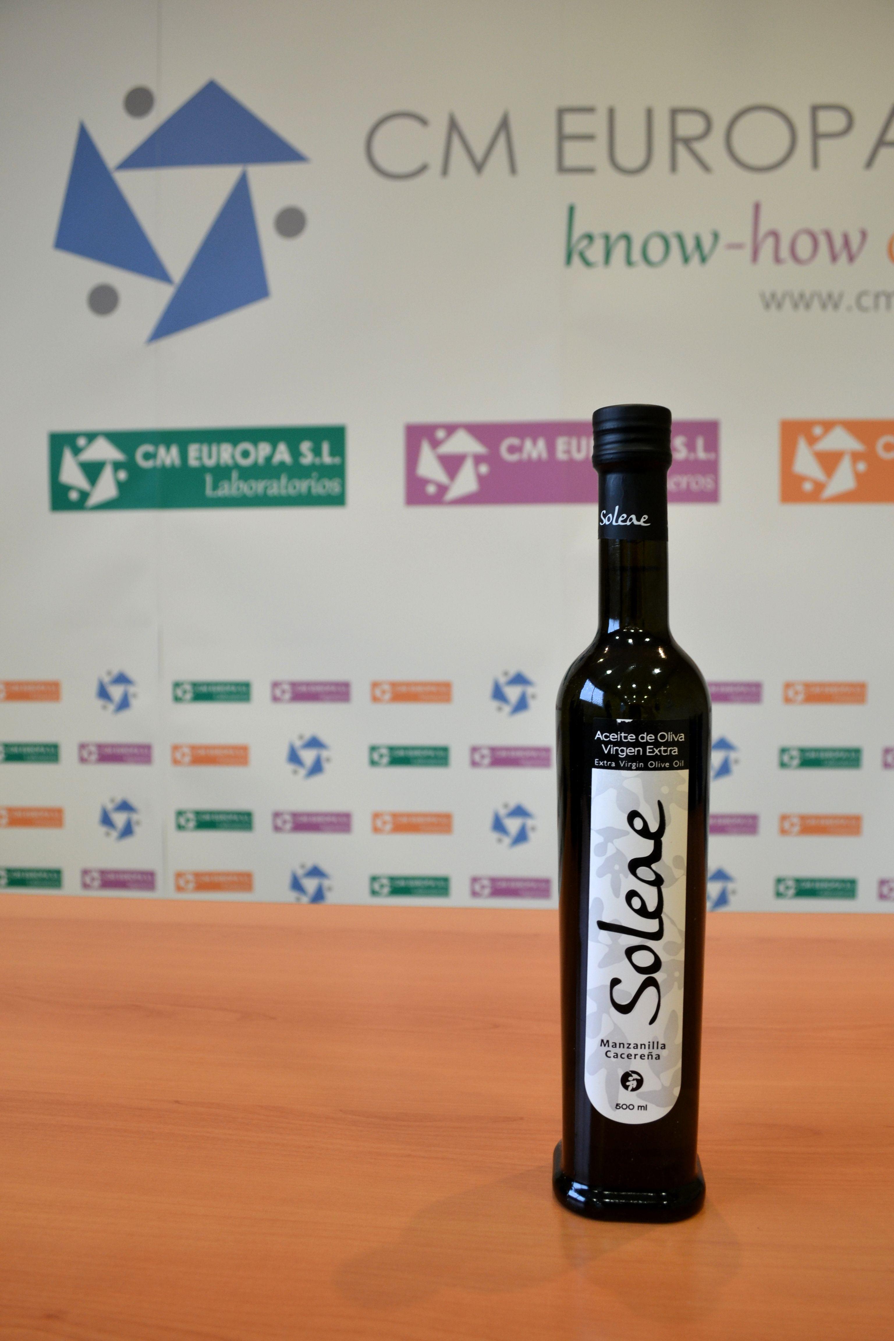 Aceite de Oliva Virgen Extra presente en #Twittsandaove 2013 de la variedad Manzanilla CacereñaC_1511