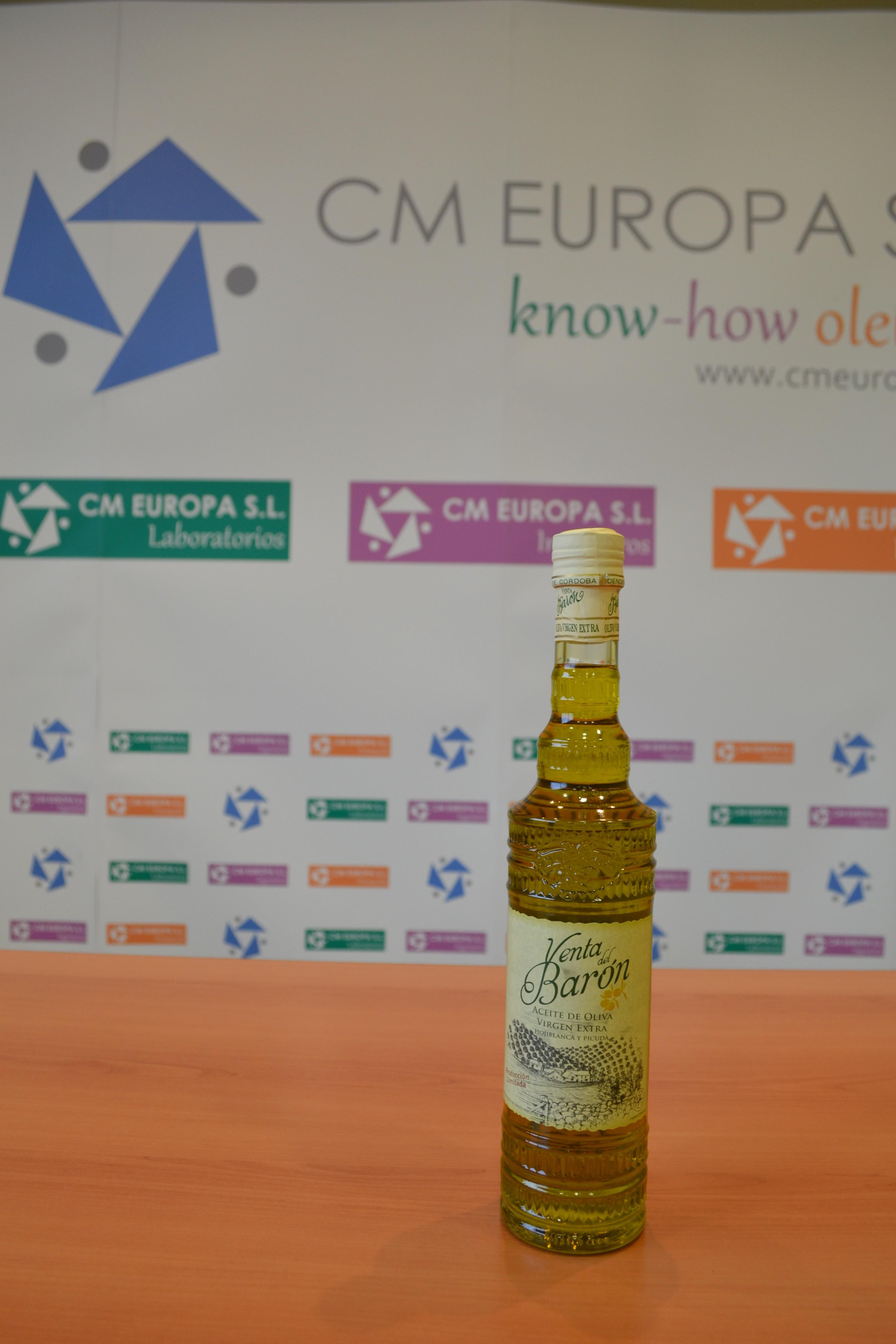 Aceite de Oliva Virgen Extra presente en #Twittsandaove 2013 de la variedad Hojiblanca