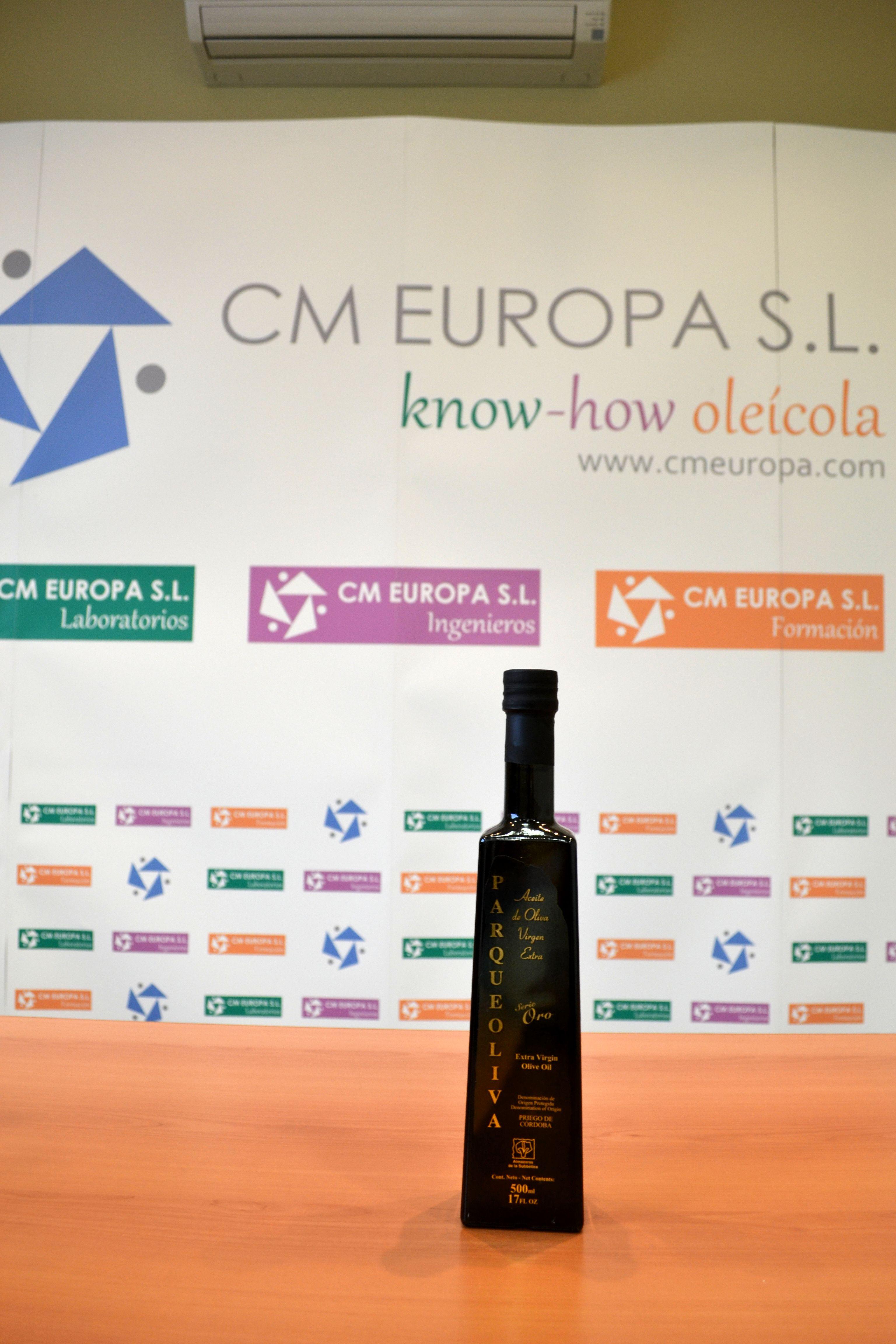 Aceite de Oliva Virgen Extra presente en #Twittsandaove 2013 de la variedad Picudo
