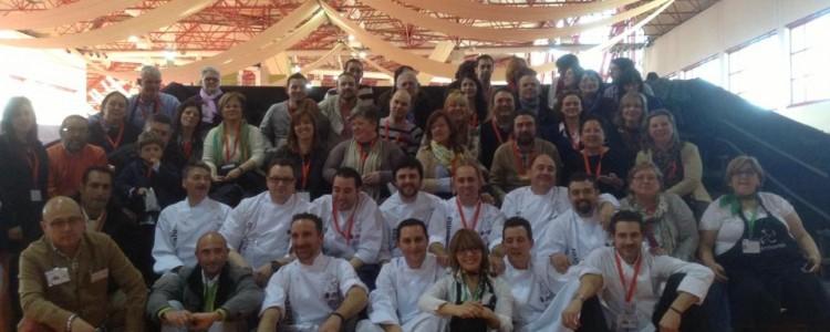 II Encuentro de Bloggers Gastronómicos Gastrotur GT'13. Domingo 24: Actividades y cocineros 4.0