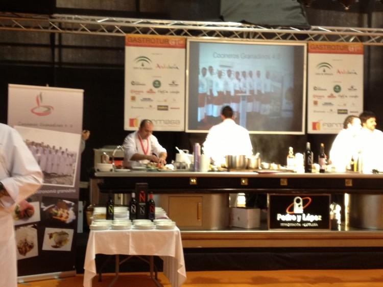 Taller gastronómico interactivo: gastro-bloggers y cocineros 4.0