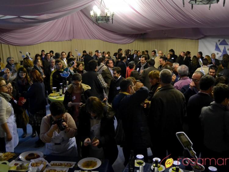III Encuentro de tuiteros Enamorados de los Aceites de Oliva Vírgenes Extras -AOVEs-