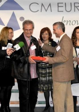 José García Romera, Ganador del I Concurso de tweets #TweetsAOVE 2014