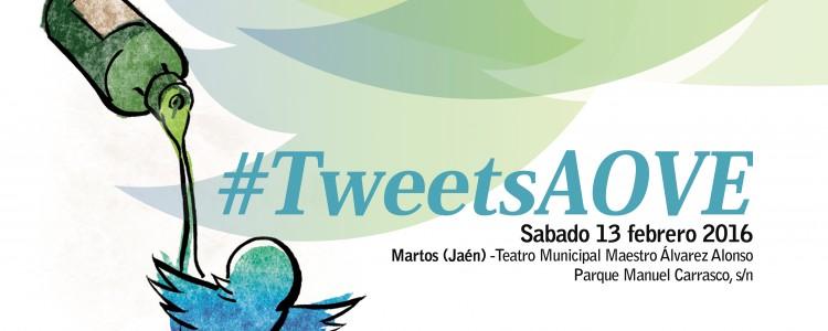 V Edición de la QDD Tuitera de los Enamorados de los Aceites de Oliva Vírgenes Extras #TweetsAOVE 2016